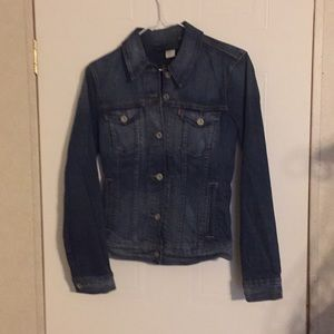 Levi's fitted jean jacket